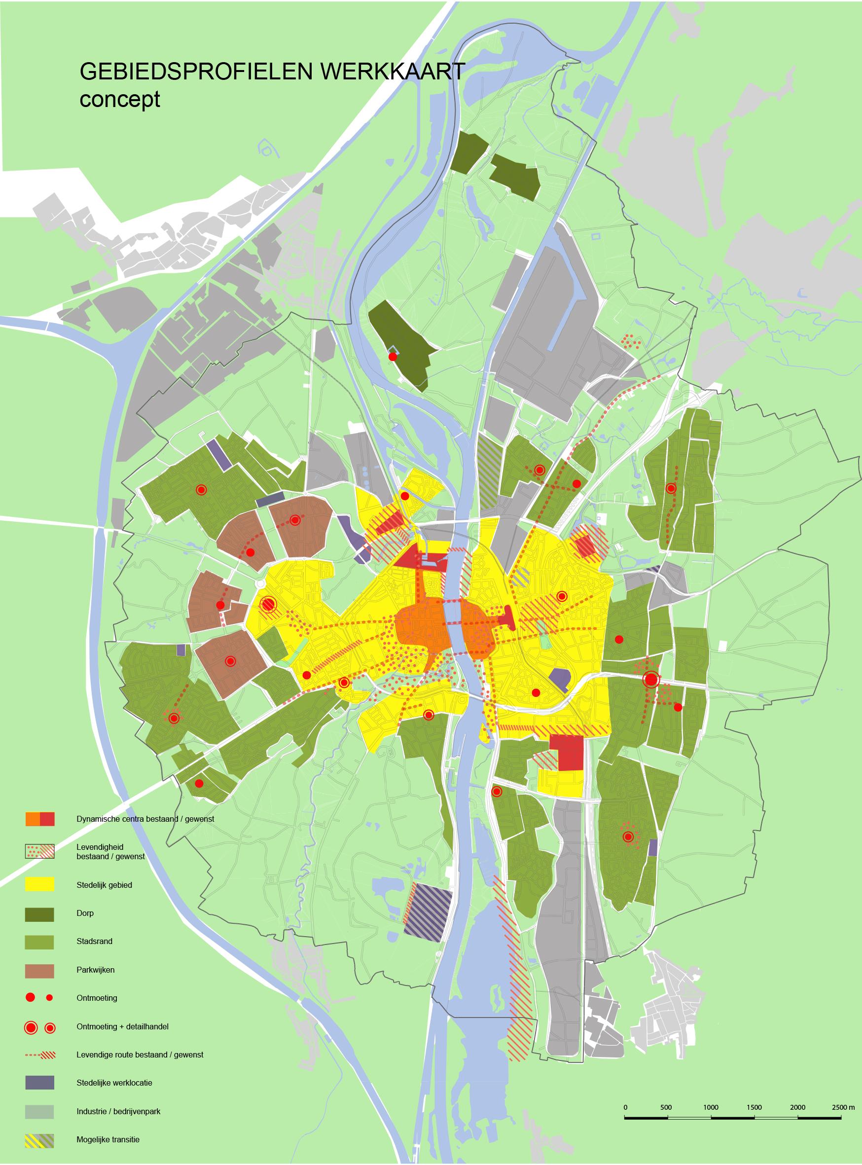 Ontwerp Omgevingsvisie Maastricht 2040: vastgesteld
